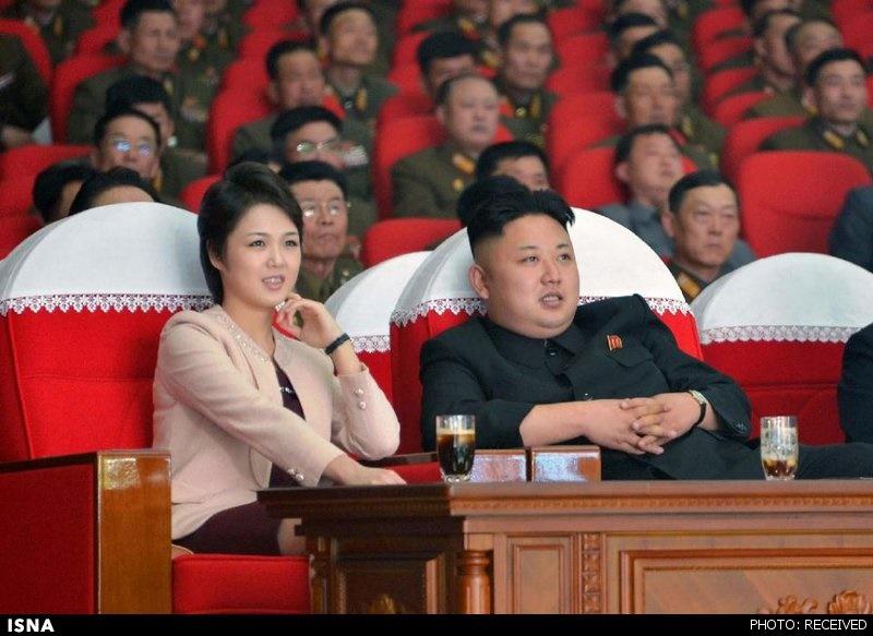 رهبر دیکتاتور کره شمالی و همسرش,همسر رهبر کره شمالی