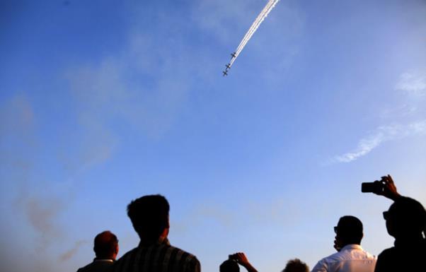 مجموعه عکس های منتشر شده از نمایشگاه هوایی کیش ۹۵