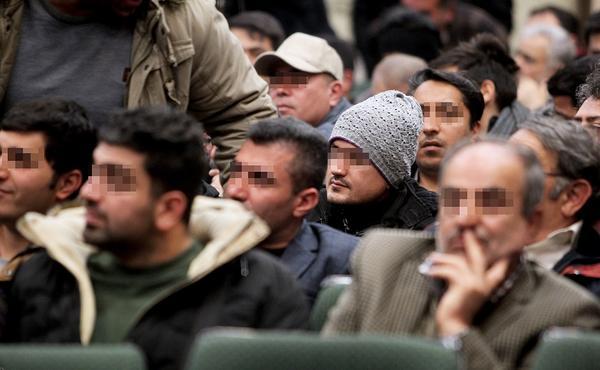 تصاویر/ دستگیری اخلالگران بازار ارز در تهران